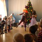 В школах и детсадах района прошла новогодняя сказка