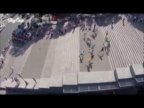 Состоялся юбилейный X забег «Вверх по Потемкинской лестнице»